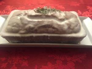 gluten free pumpkin pound cake